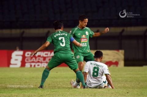 Piala Menpora: Tekuk Persebaya, PSS Sleman Lolos sebagai Juara Grup C