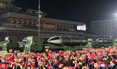 AS Siap Gunakan Diplomasi untuk Denuklirisasi Korea Utara