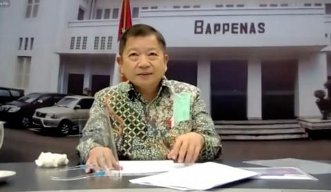 Bangun Ibu Kota Baru, Menteri PPN: Swasta Boleh Undang Investor Asing