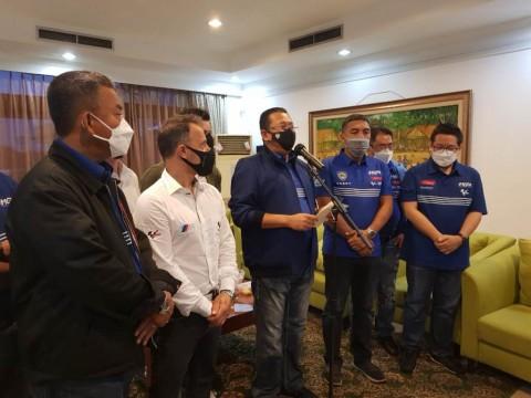 Butuh 4 Pesawat Jumbo & Ratusan Kontainer untuk Penyelenggaraan MotoGP
