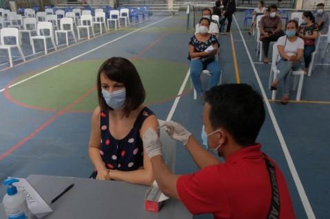 Vaksinasi Covid-19 di Buleleng Melampaui Target