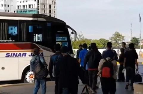 Antisipasi Pemudik, Tangsel Atur Pergerakan Orang di Terminal dan Stasiun
