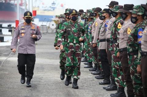 TNI-Polri Dinilai Wajib Menjabat Struktur Bidang Kedaruratan di BNPB