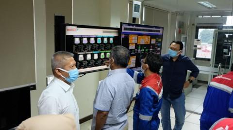 Ahok Pantau Implementasi Digitalisasi <i>Fuel</i> Terminal Boyolali