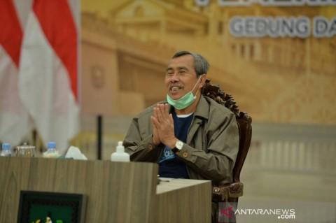 Riau Buka Posko Perbatasan Cegah Transmisi Covid-19