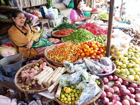 Pemkot Bandung Antisipasi Penimbunan Pangan Jelang Ramadan