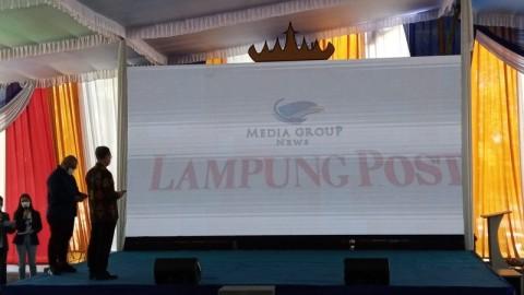 Pemprov Lampung Harap Suma.id Jadi Inspirasi Sebarkan Informasi Positif