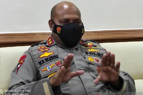 KKB Sabinus Waker Tembak Seorang Guru Hingga Tewas