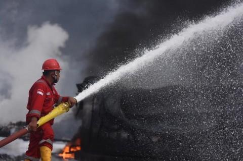 Warga Sekitar Kebakaran Kilang Balongan Minta Direlokasi