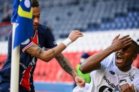 Neymar Kena Skors Dua Laga di Ligue 1