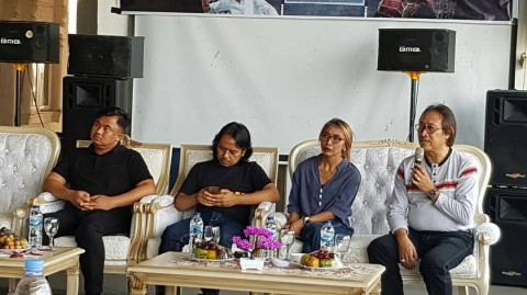 Purwacaraka, Trie Utami, dan Dewa Budjana, Gaungkan Borobudur Pusat Musik Dunia