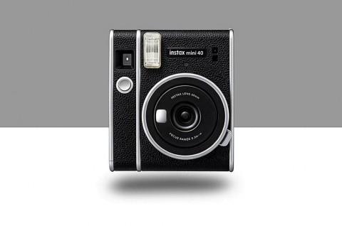 Fujifilm Luncurkan Instax Mini 40