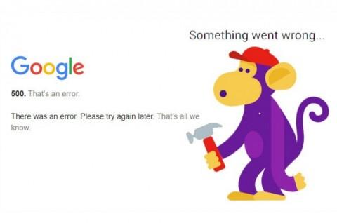 Layanan Google Kembali Alami Gangguan