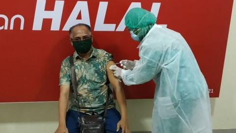13,9 Juta Dosis Vaksin Covid-19 Sudah Disuntikkan