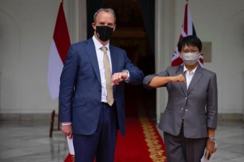 Indonesia Minta Inggris Pastikan Kelancaran Distribusi Vaksin
