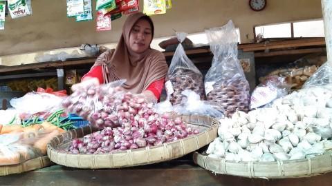 Jelang Ramadan Harga Cabai dan Bawang di Jepara Turun