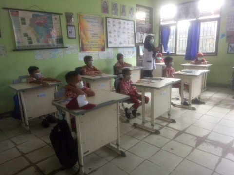 Puskesmas Diminta Aktif Mengawasi PTM Terbatas di Sekolah