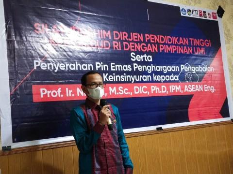 Menghadirkan Insinyur Profesional Jadi Tantangan Pendidikan Indonesia