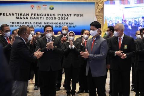 NOC Dorong PBSI Jadi Tolok Ukur Pembinaan Olahraga di Indonesia