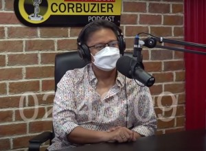 Video Wawancara Deddy Corbuzier dengan Menkes Dihapus Youtube?
