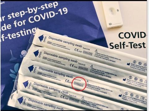 [Cek Fakta] Alat Pembersih Rapid Test Menyebabkan Kanker? Ini Faktanya