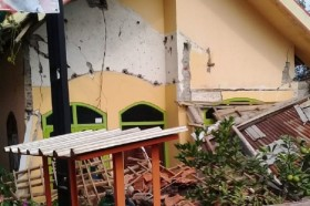 Masih Sporadis, BPBD Data Dampak Gempa Malang