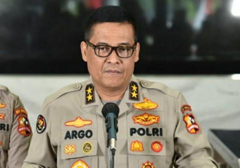 Polri: Terduga Teroris yang Ditangkap di Bandara Soetta Bukan Pengurus Muhammadiyah