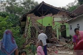 Listrik di Malang Selatan Sempat Padam Akibat Gempa