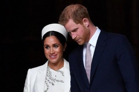 Harry dan Meghan Ucapkan Terima Kasih kepada Pangeran Philip