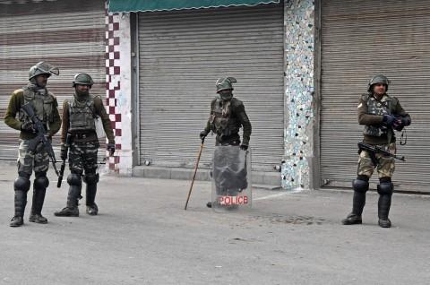 Lima Pemberontak Tewas dalam Baku Tembak di Kashmir India