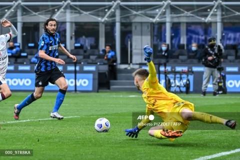 Inter vs Cagliari: Nerazzurri Kerja Keras Atasi Tim Tamu