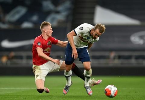 Tottenham vs MU: MU Atasi Perlawanan Spurs