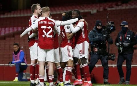 4 Fakta Menarik Usai Arsenal Hajar Sheffield
