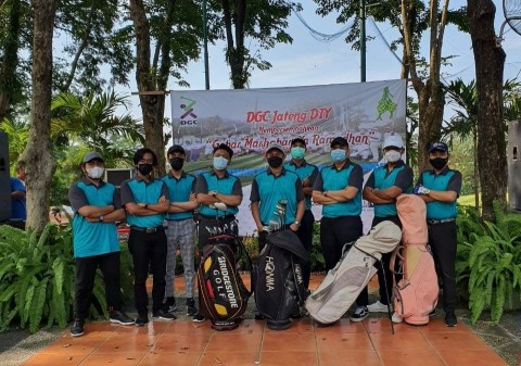 Undip Kini Resmi Punya UKM Golf