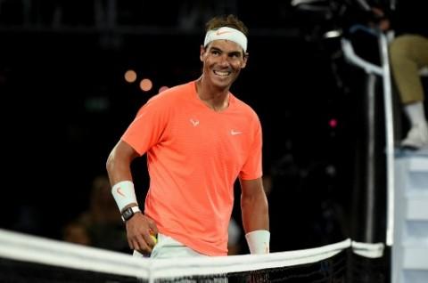 Nadal Sambut Monte Carlo Masters tanpa Cedera Punggung