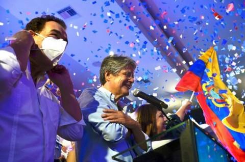 Mantan Bankir Deklarasikan Kemenangan dalam Pilpres Ekuador