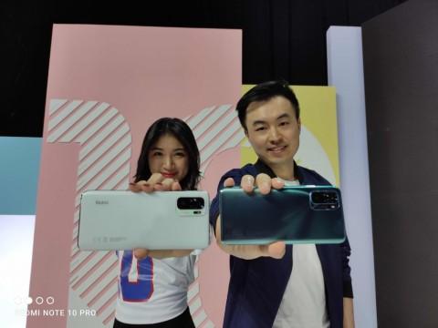 Redmi Note 10 Series Naik Kelas Berkat Layar AMOLED
