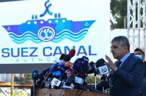 Mesir Tahan Kapal Ever Given Hingga Pemilik Membayar Kompensasi