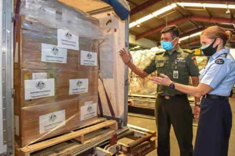 Australia Beri Bantuan Tambahan untuk Penanganan Covid-19 di Indonesia