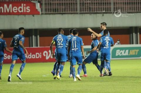 Lolos ke Semifinal, Persib Jadi Ingin Menjuarai Piala Menpora