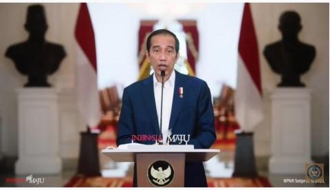 Jokowi: Transformasi Teknologi Jadi Loncatan Besar bagi Dunia
