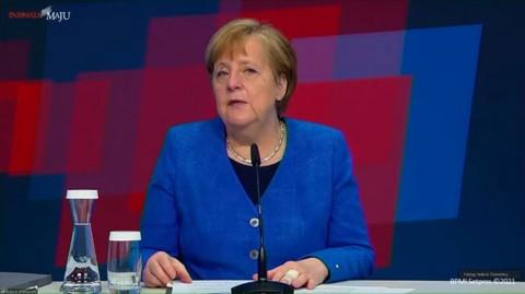 Merkel Tegaskan Akses Vaksin Harus Adil untuk Atasi Covid-19