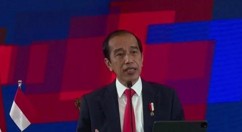 Jokowi Ajak Jerman Bermitra Wujudkan Transformasi Digital di RI