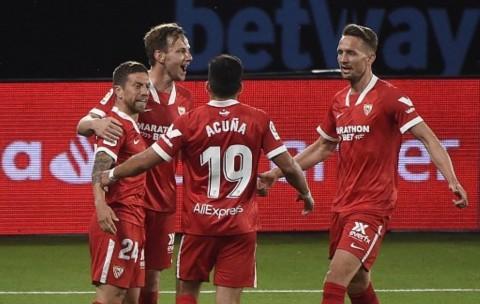 Celta Vigo vs Sevilla: Tekuk Tuan Rumah, Los Nervionenses Panaskan Persaingan Gelar Liga Spanyol