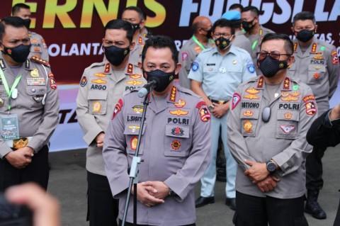 Kapolri Mengakui Polisi Rentan Melanggar HAM