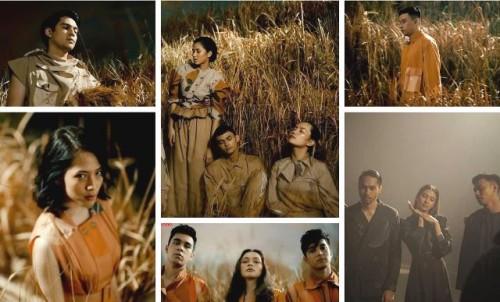 Lima series memukau karya Wandahara dalam Larica by Wandahara. (Foto: Dok. Larica by Wandahara/@laricabywandahara)