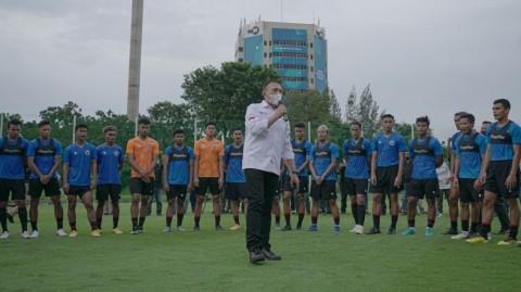 Sambut Kualifikasi Piala Dunia, Timnas Indonesia Mulai TC Awal Mei