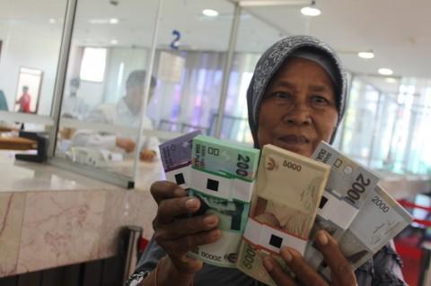 Layanan Penukaran Uang Sudah Dibuka di 107 Bank Umum