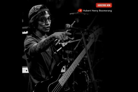 Bassist dalam Kondisi Kritis, Boomerang Galang Dana