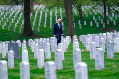 Biden: Waktunya Mengakhiri Perang Panjang